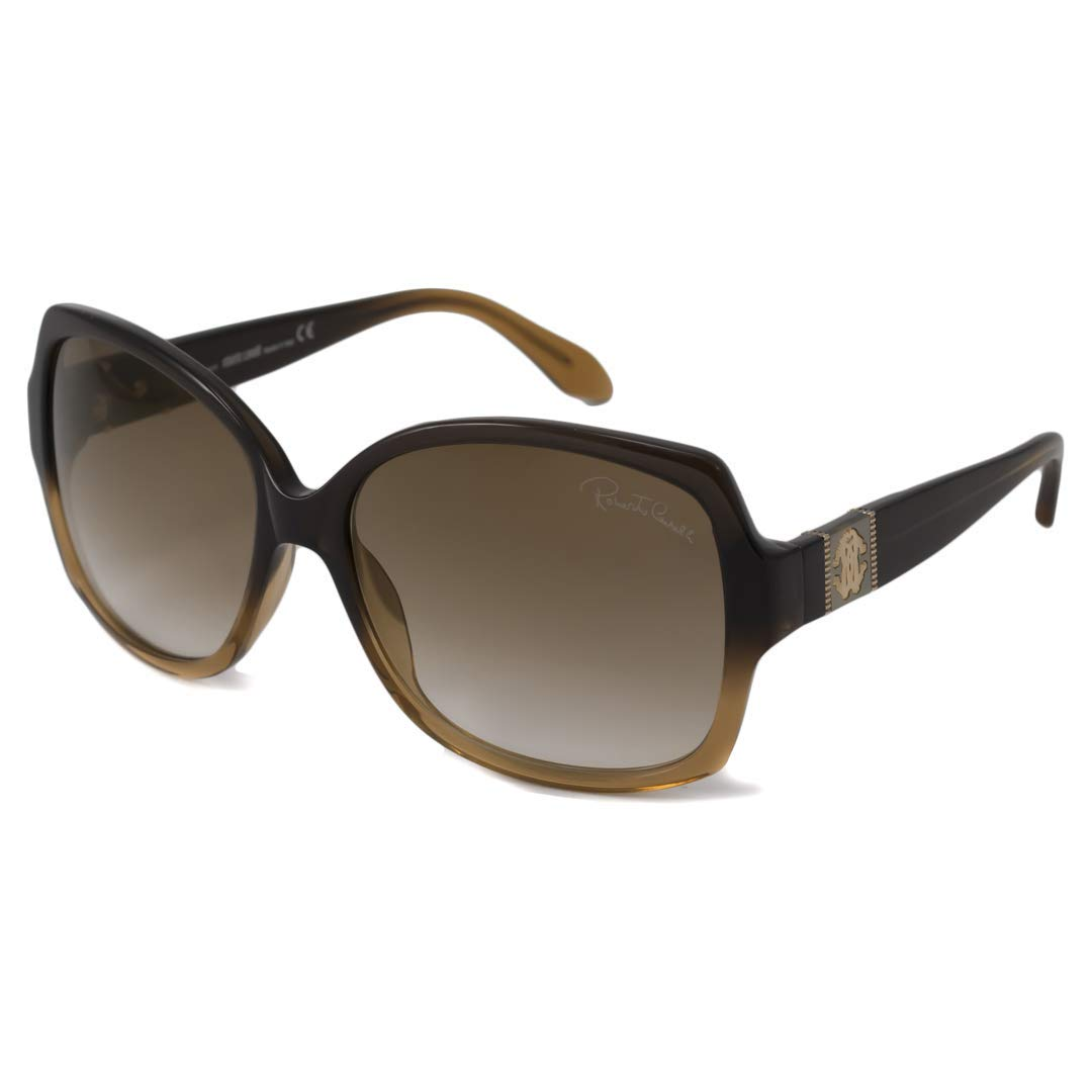 Roberto Cavalli Sunglasses - RC 651S Ginestra / Frame: Brown Fade Lens: Brown Gradient