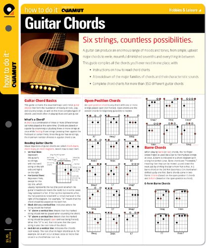 Guitar Chords: How to Do it (Quamut): Amazon.es: Quamut: Libros en idiomas extranjeros