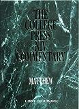 Matthew (The College Press Niv Commentary)