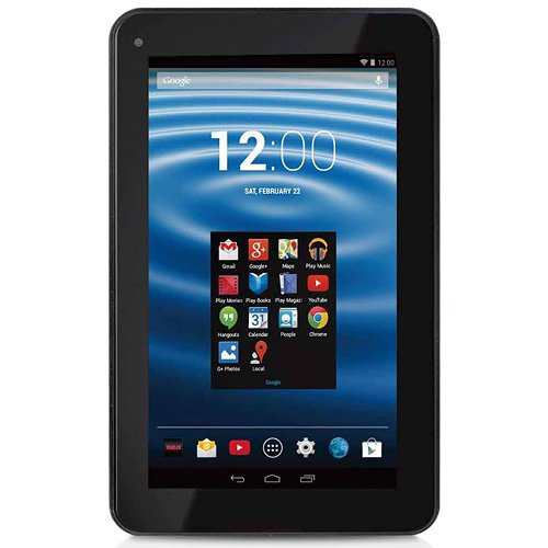 RCA 7u0026quot; Android Tablet Black 4.2.2 Jelly Bean, 8GB, Dual Core