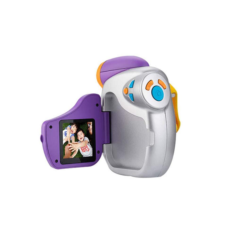 Kamera für Kinder Kreative Kinder Digitalkamera Wiederaufladbare Kinder Kameras 1,5 Zoll Bildschirm HD Video Action Camcorder Neujahr Geburtstag Festival Spielzeug Geschenk für Kinder Jungen Mädchen K