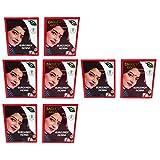Eagle's Gold - Burgundy Henna Hair Colour / Color Dye Powder Unisex 8 Boxes (48pcs X 10g)