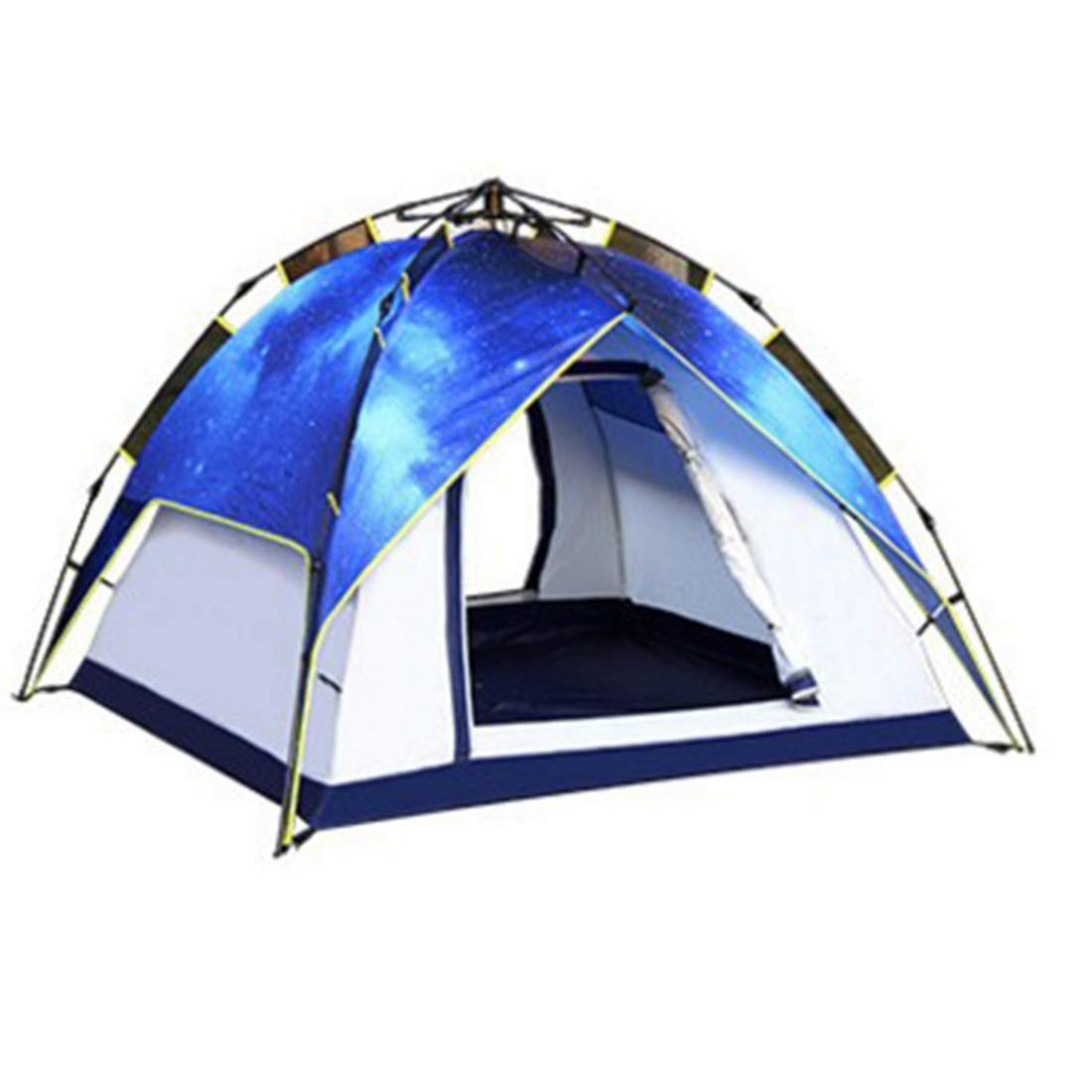 最低価格の 自動テントの星空のキャンプのテントの屋外旅行をキャンプする3-4人 B07P546HDR B07P546HDR, PETECH:fb069ccf --- ciadaterra.com