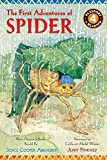 img - for [(The First Adventures of Spider: West African Folktales )] [Author: Joyce Cooper Arkhurst] [Jun-2012] book / textbook / text book