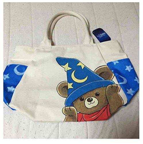 Unibearsity Tote Bag Disney Store D23 Ex New From Japan F/s (Disney Channel Com Halloween)