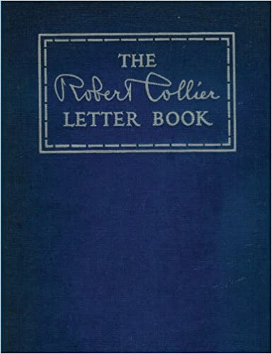 Book Title - The Robert Collier Letter Book