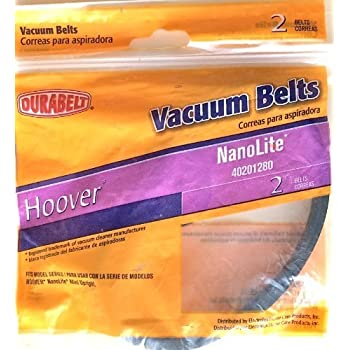 Hoover NanoLite Replacement Belt (40201280)