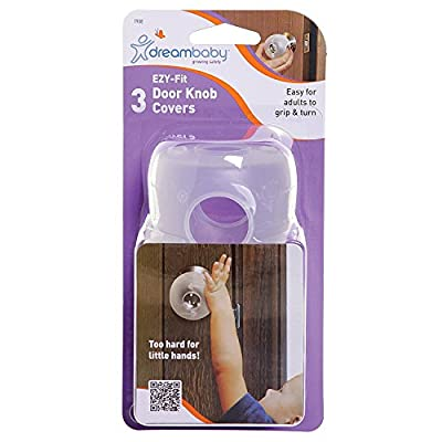 Dreambaby Door Knob Covers by Dreambaby