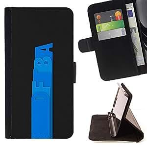 Momo Phone Case / Flip Funda de Cuero Case Cover - DFBA - Samsung Galaxy A5 ( A5000 ) 2014 Version