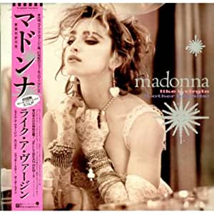 MADONNA / LIKE A VIRGIN & OTHER BIG HITS