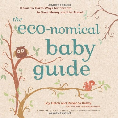 The Eco-nomical Baby Guide: Down-to-Earth Ways for Parents to Save Money and the Planet by Rebecca Kelley (Economical Baby Guide)