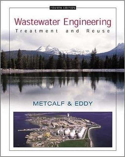 Wastewater Engineering Metcalf Eddy Inc George Tchobanoglous