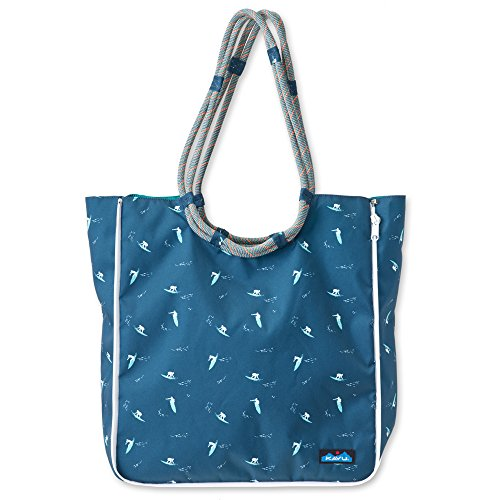 KAVU Market Bag, Surfs Up, One Size