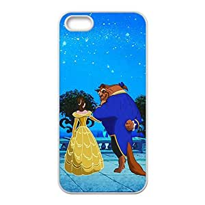 Fresh Princess and Wolf Cell Phone Case for iPhone 5S