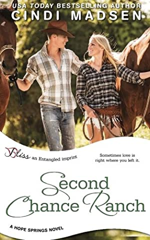 Second Chance Ranch (a Hope Springs novel) - Chance Ranch