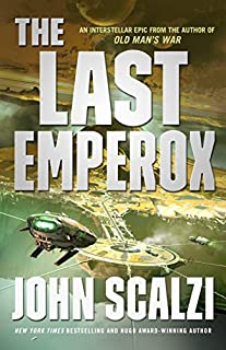Book Cover: The Last Emperox