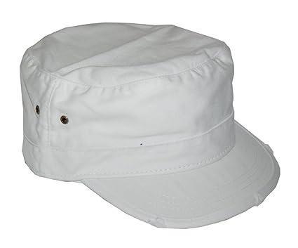 6e275d39826 DECKY Vintage G.I. Caps (WHITE