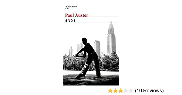 Amazon.com: 4 3 2 1 (Edición mexicana) (Spanish Edition) eBook: Paul Auster: Kindle Store
