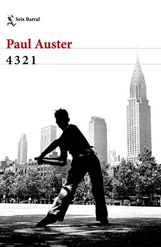 4 3 2 1 (Edición mexicana) (Spanish Edition) by [Auster,