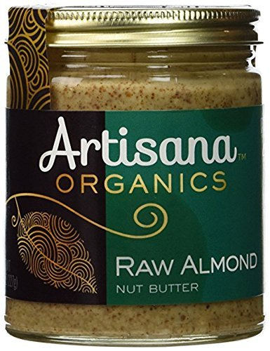 Artisana Organics - Almond Butter, Certified organic, RAW, and non-GMO, no added sugar or oil, grown and made in California