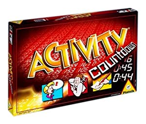 Piatnik 6046 - Activity Countdown