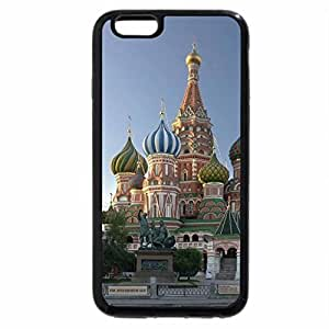 iPhone 6S Plus Case, iPhone 6 Plus Case, St Basil's - a different view