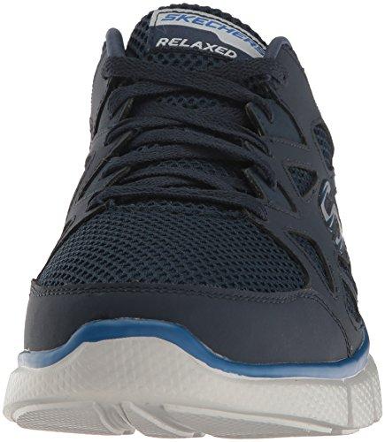 Azul para Hombre Groy Zapatillas 2 Grey 0 Equalizer Navy de Skechers Entrenamiento n0wBqzxBW