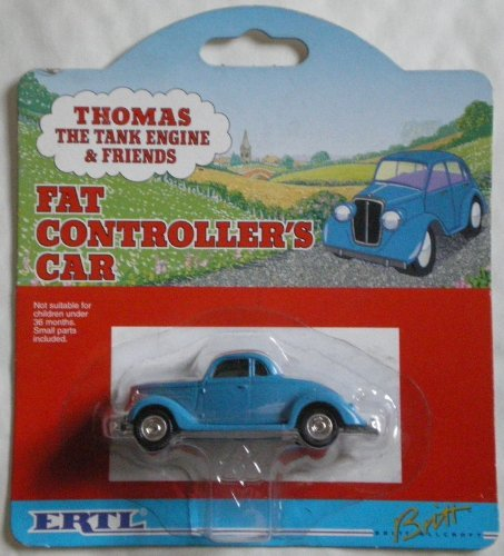 Fat Controller's Car From Thomas the Tank Engine