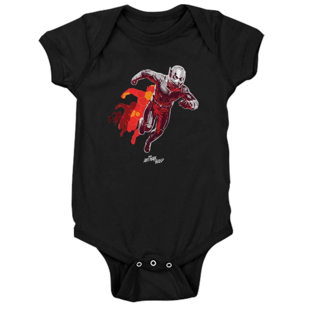 4ffd8c8a Amazon.com: CafePress Ant-Man Running Cute Infant Bodysuit Baby Romper:  Clothing
