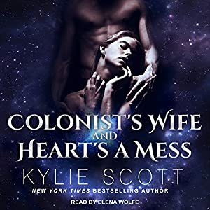 Colonist's Wife and Heart's a Mess Audiobook