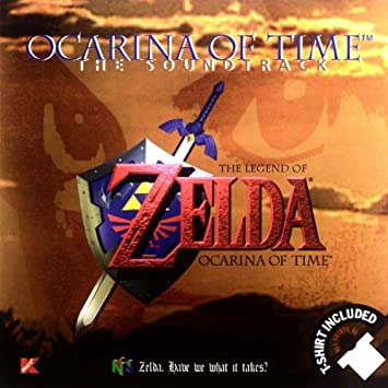 The Legend of Zelda: Ocarina of Time - The Soundtrack EP