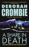 A Share in Death (Duncan Kincaid/Gemma James Novels)
