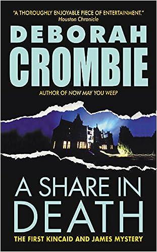 A Share In Death Duncan Kincaidgemma James Novels Deborah