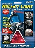 Street FX 1044081 Red Motorcycle Helmet Light