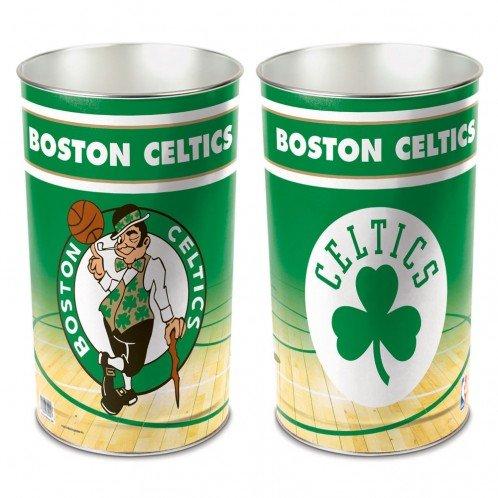 NBA Boston Celtics Wastebasket