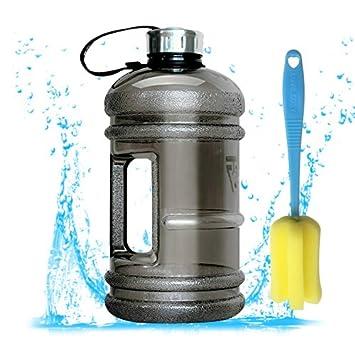 Alta calidad contenedor botella de agua resina mitad bidón ...
