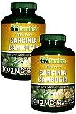 TNVitamins Pure Garcinia Cambogia with HCA (2x60 Capsules)