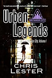 Urban Legends (Metamor City Book 1)