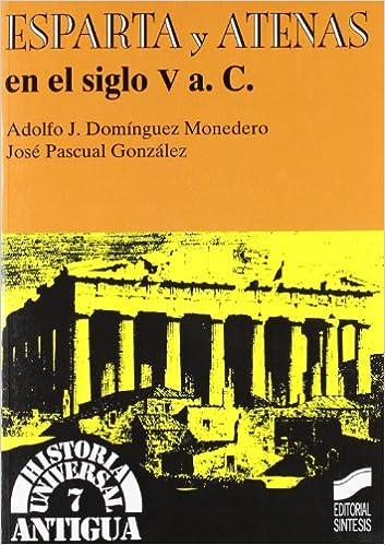 Esparta y Atenas en el siglo V a.C. (papel)