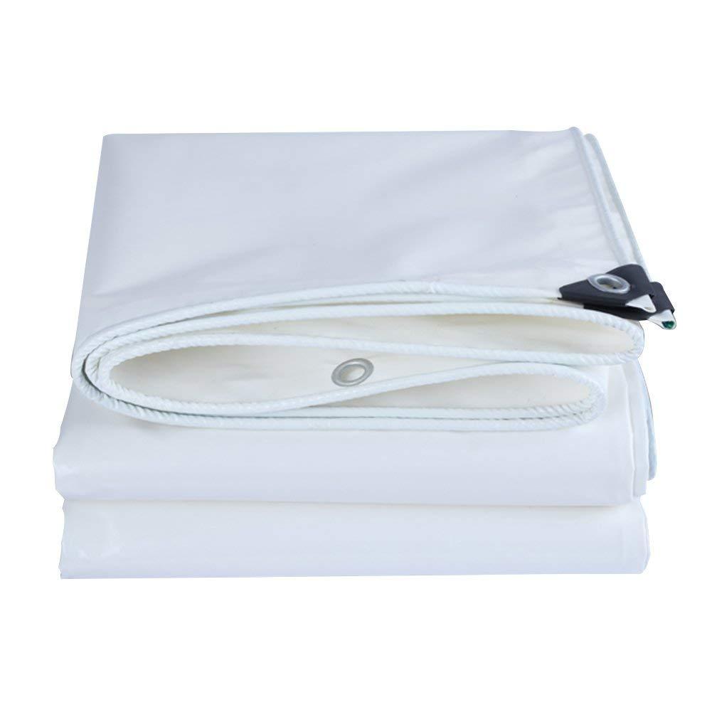 透明防水シート防水防水シート防風防塵重いプラスチック小屋布350 G/M 2マルチサイズオプション (サイズ さいず : 3*4m) 3*4m  B07PJP8QCM