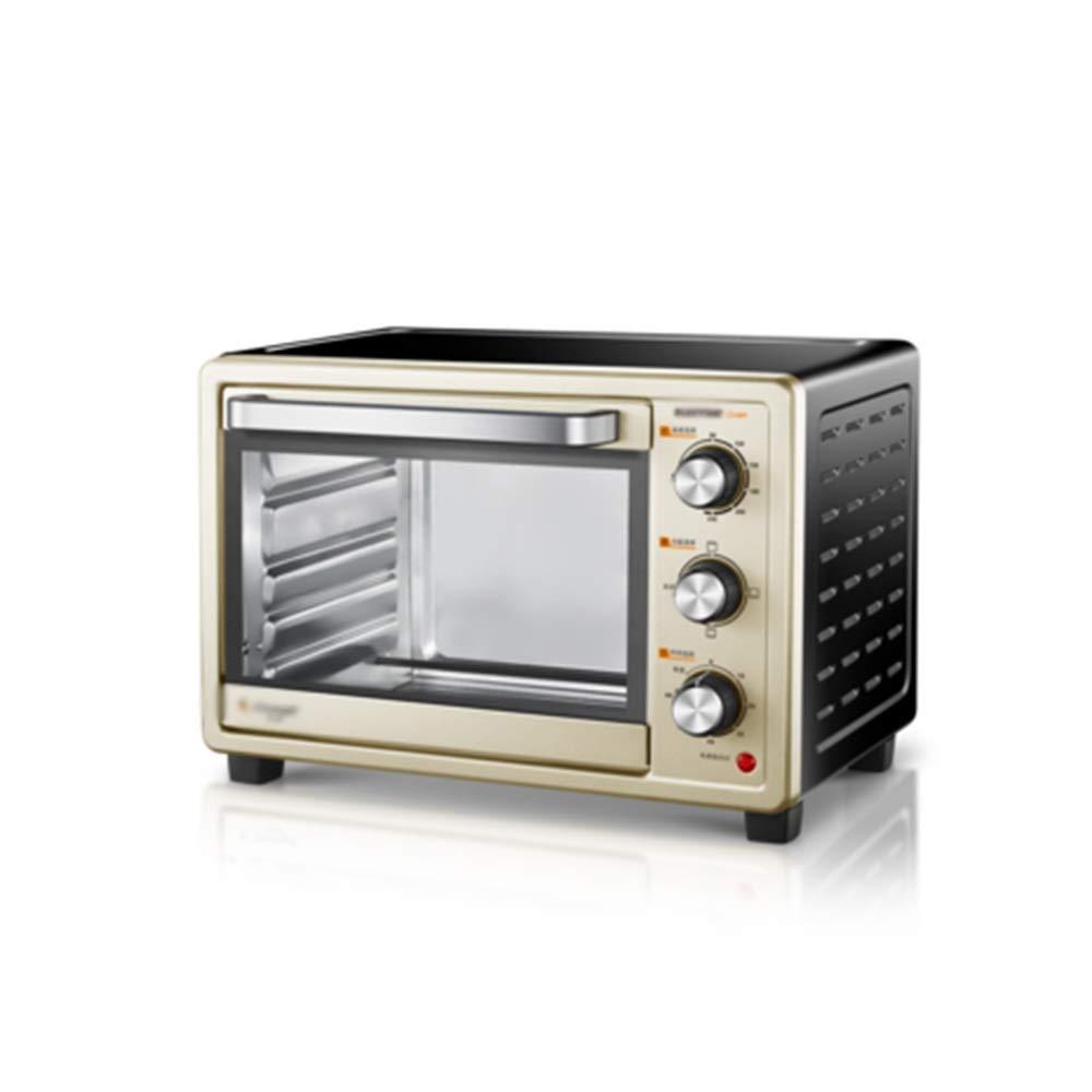 B07QNFTPJH   ミニオーブン多機能オーブンベーキングケーキホーム小型自動オーブン高速加熱オーブン HARDY-YI