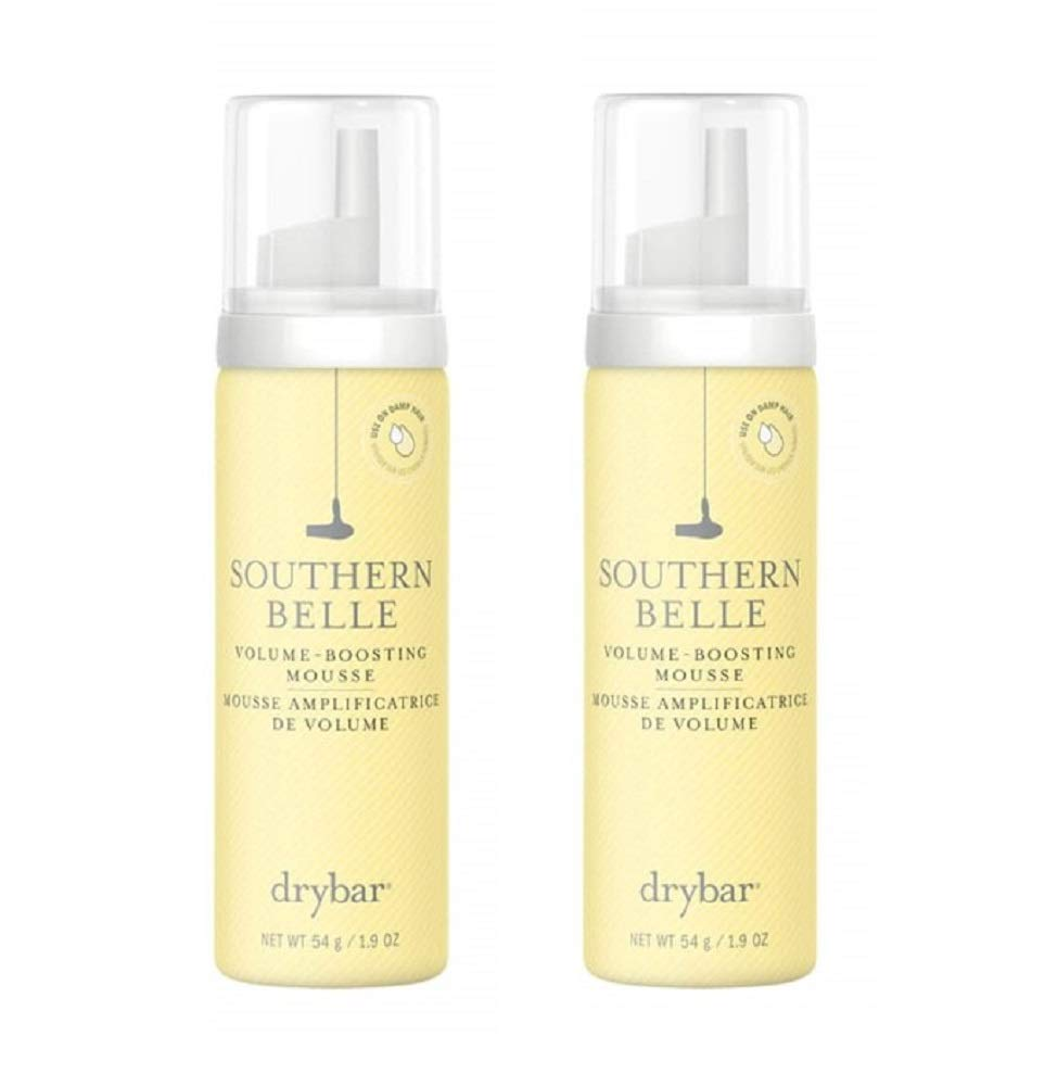 Drybar Southern Belle Volumizing Mousse Travel Duo 1.9 oz/Each
