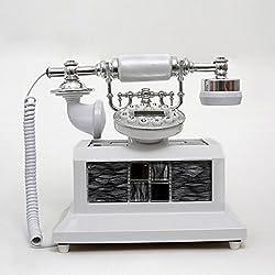 LLP LM Retro family living room antique Telephone Landline Caller ID decoration Fixed telephone
