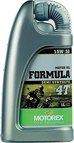 Motorex Formula 4T Oil - 15W50 - 1L. ()