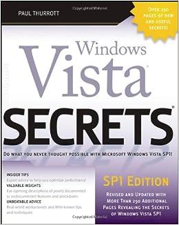 Windows Vista Secrets Download Pdf