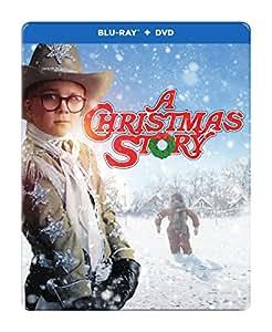 A Christmas Story: 30th Anniversary (BD/DVD) [Blu-ray]