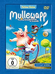 Mullewapp - Das große Kinoabenteuer der Freunde (nur für den Buchhandel) [Alemania] [DVD]