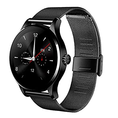 K88H Smart Watch,Smart Watch Fitness Tracker Smart Watches for Women Men Kids with Heart Rate Monitor (2Straps) Sports Activity Tracker Compatible with Android iOS