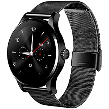 Amazon.com: Diggro K88H – Bluetooth Smart Watch with Heart ...
