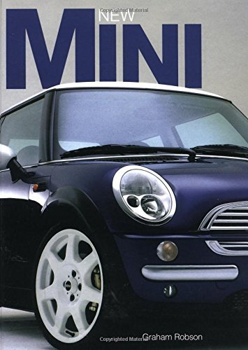 The New Mini by Graham Robson (2002-05-02) por Graham Robson